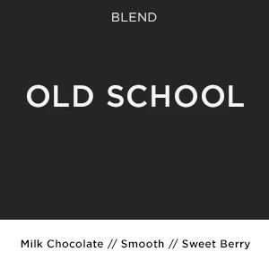 1kg - KAI COFFEE Old School Blend