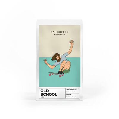 KAI COFFEE - OLD SCHOOL BLEND