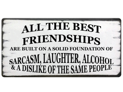 All the Best Friendships
