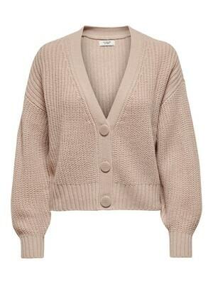 Knitwear korte vest - NOLA - roze
