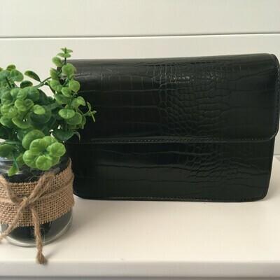 Handtas - JALLY - zwart