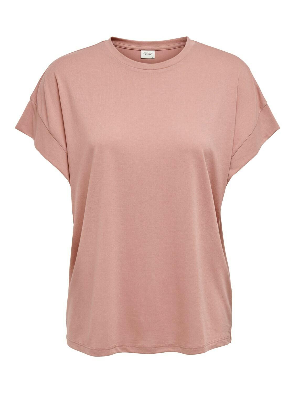 T-shirt met korte mouwen - ANNELI - roze
