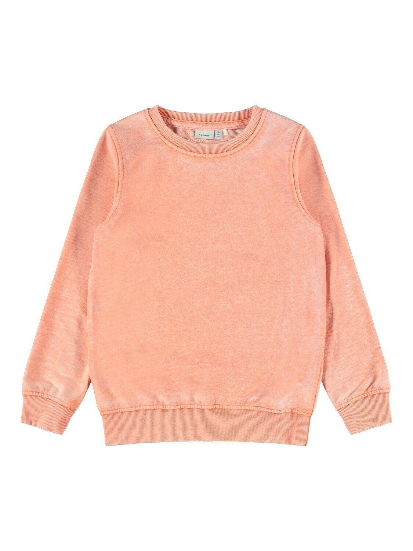 KIDS Trui sweater - FAHIM - koraalrood