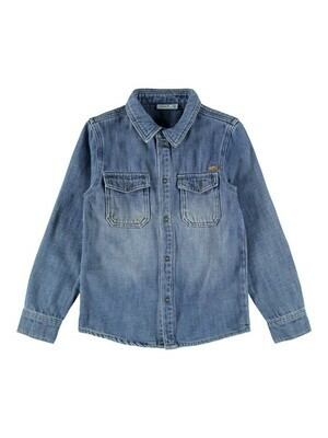 KIDS Jeanshemd - AGIL - light blue