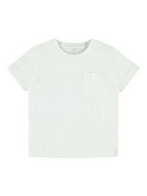 (*) KIDS T-shirt - SOMIC - wit