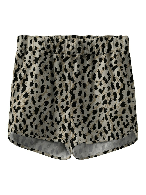KIDS Broek short - VINAYA - leopard