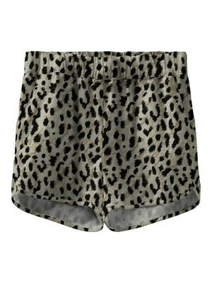 *  KIDS Broek short - VINAYA - leopard