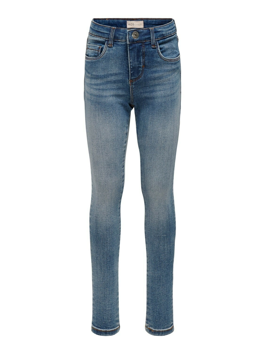 (*) KIDS Jeansbroek skinny - RACHEL - medium blue