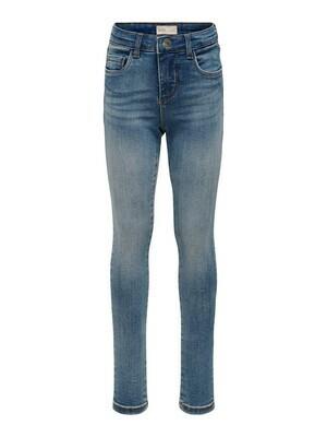 (*) KIDS Jeansbroek skinny - RACHEL - medium blue