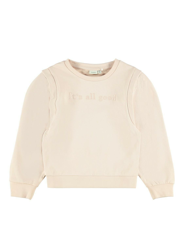 KIDS Trui sweater - BERIE - poederroze