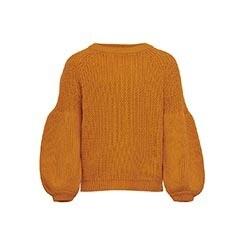 Trui - LAYSLA - oranje