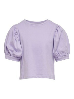 KIDS T-shirt - NOVIE - lila