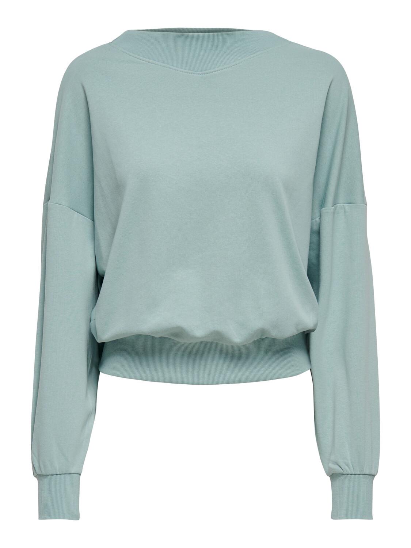 Trui sweater - GIANNA - muntgroen
