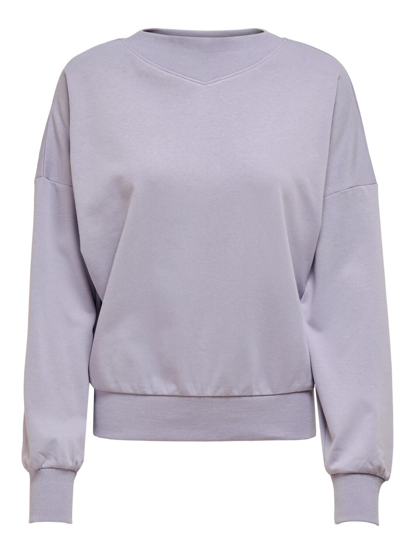 Trui sweater - GIANNA - lila