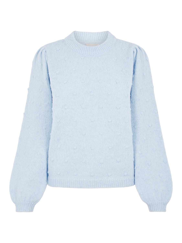 Knitwear trui - SAKIRA - babyblauw