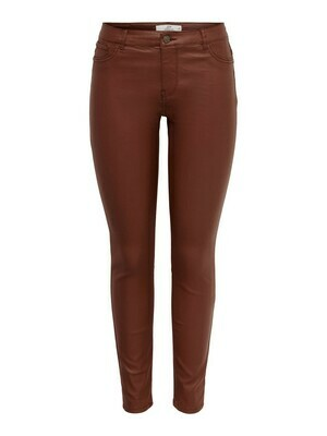 (*) Broek coated - NEW THUNDER - bordeaux
