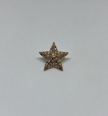 Pin - star - goud
