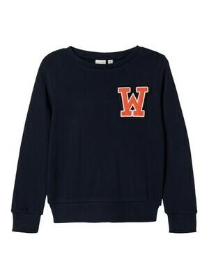 Trui sweater - VIMO - donkerblauw