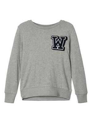 Trui sweater - VIMO - grijs