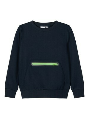 Trui sweater - OVIAN - donkerblauw