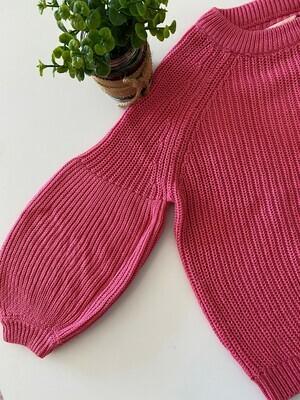 Trui - LAYSLA - fel roze