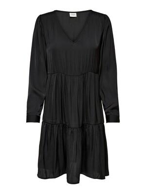 (*) Korte jurk - SIERRA - zwart