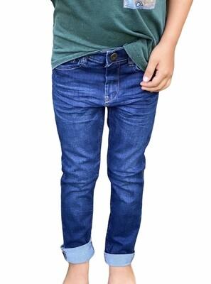 KIDS Jeansbroek - THEO - dark blue