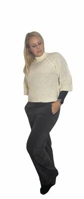 Knitwear trui - EMMA - wit