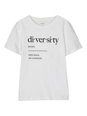 KIDS T-shirt - TAGE - wit