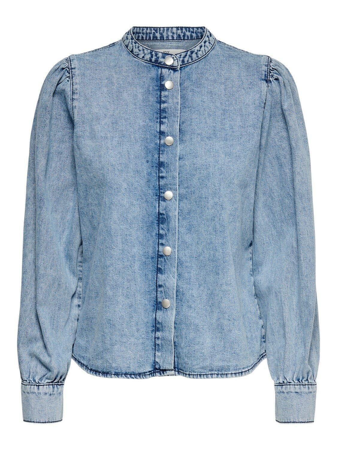 Jeanshemd - DORTEA - medium blue denim