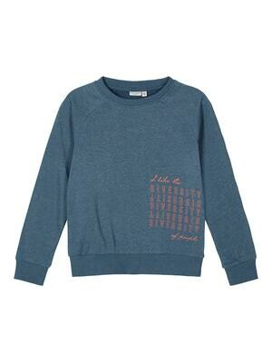 *  KIDS Trui sweater - VION - blauw