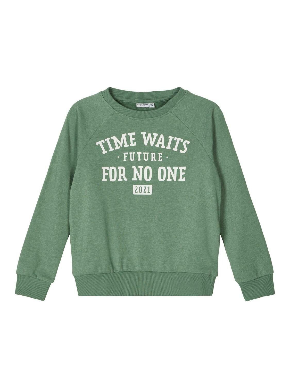 KIDS Trui sweater - VION - groen