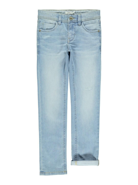 KIDS Jeansbroek - THEO - light blue