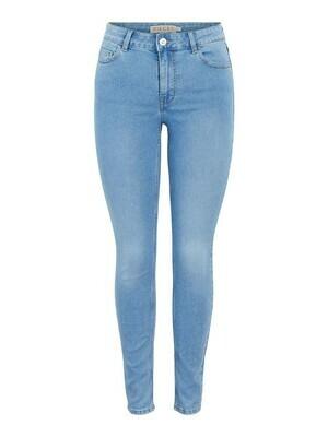 Skinny jeans - PEGGY - light blue