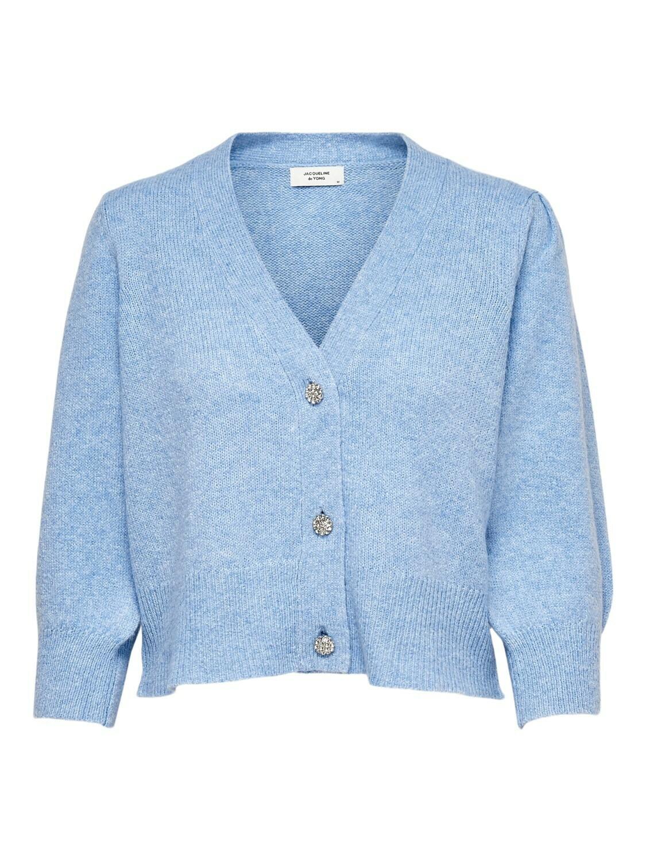 * Korte vest - AIDA - blauw