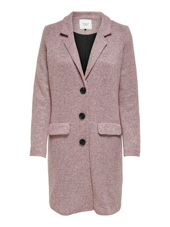 Vest (mantel) - BESTY - roze