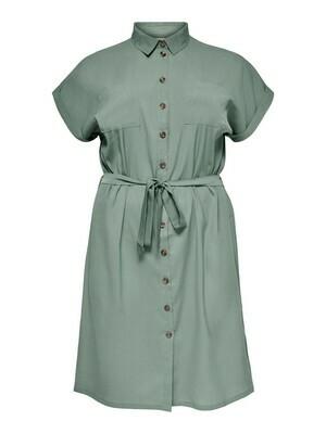 *  + Korte jurk - DIEGA - groen