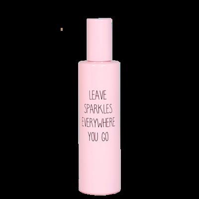 Huisparfum - LEAVE SPARKLES EVERYWHERE YOU GO - urban suède