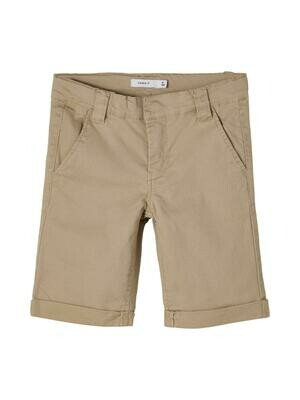 KIDS Chino short - SOFUS - beige