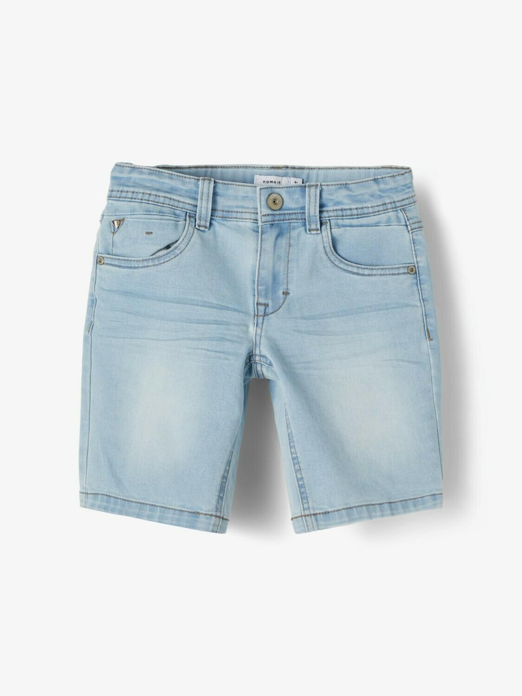 KIDS Jeansshort - RYAN - lichtblauw