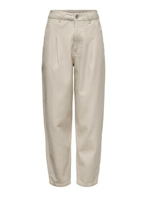 Enkelbroek - MADDIE - beige-grijs