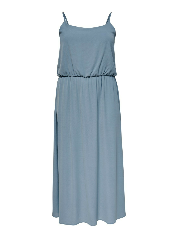 *  + Maxi jurk - LUXINA - blauw