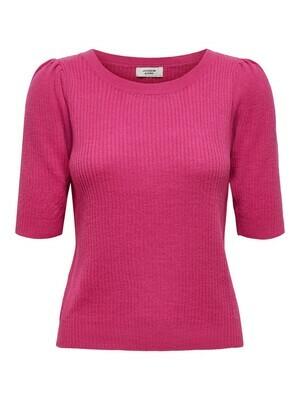 Knitwear top - LINA - felroze