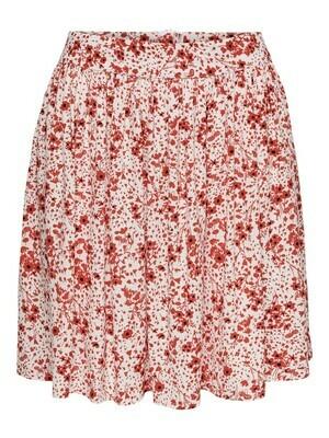 * Korte rok - GAIA - rood
