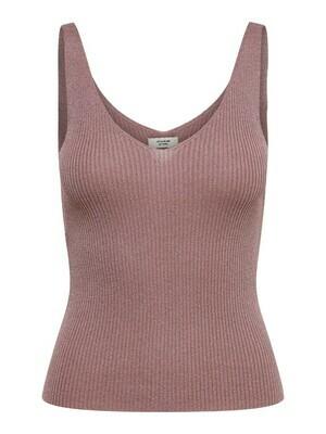 Knitwear top - BODILLA - oudroze