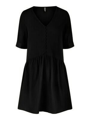 * Korte jurk - GENEVA - zwart