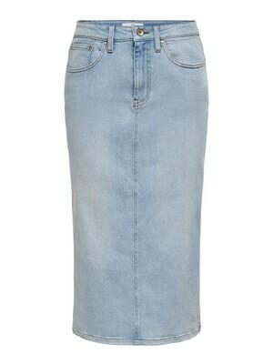 * Jeans rok - CARMEN - light blue