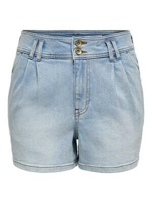 * Jeans short - CARMEN - light blue