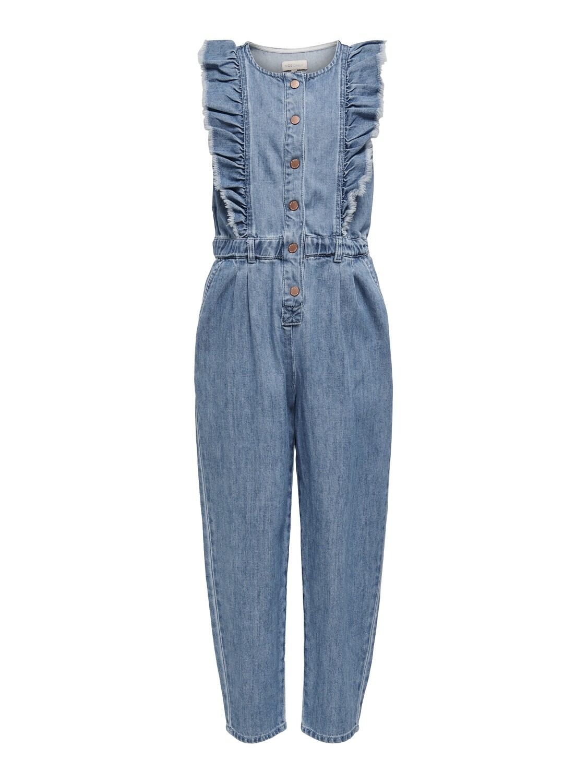 *  KIDS jumpsuit - JADE - light blue