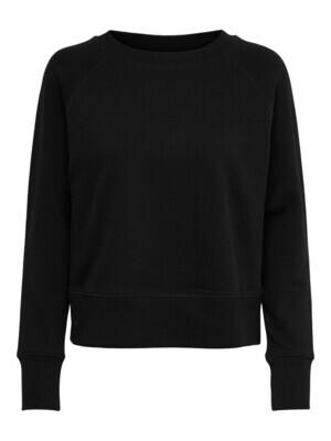 Sweater - DIANNA LIFE - zwart